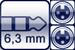 Klinke 3p.<br>2x XLR 3p. female
